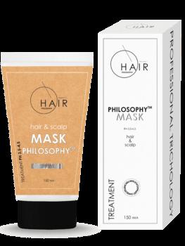 Укрепляющая и питательная маска 150мл\Hair & Scalp Mask 150ml