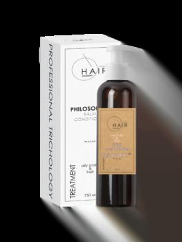 Бальзам-кондиционер для жирной кожи 150мл\Oily Scalp & Hair Balm conditioner