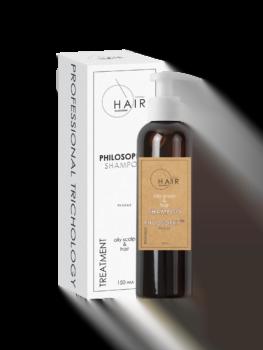 Шампунь для жирной кожи головы и волос 150мл\Oily Scalp & Hair Shampoo 150ml