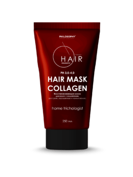 Маска с коллагеном восстанавливающая \ HAIR mask collagen 250 ml